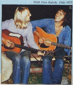 Finn Kalvik og Ralph McTell
