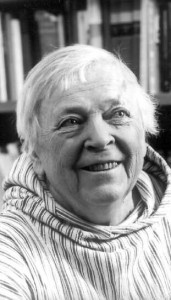 Inger Hagerup forfatter
